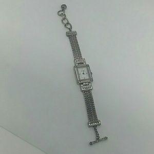 Brighton Accessories Women's Silver-Tone Watch